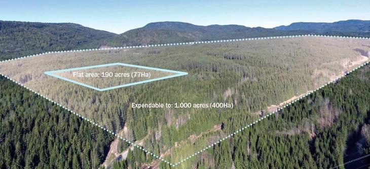 Område for datasenter i Skien