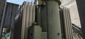 Stor transformator