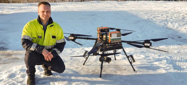 mann drone