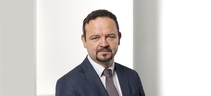Øivind Askvik, administrerende direktør i Lede AS