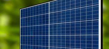 Produktbilde av solcellepanel